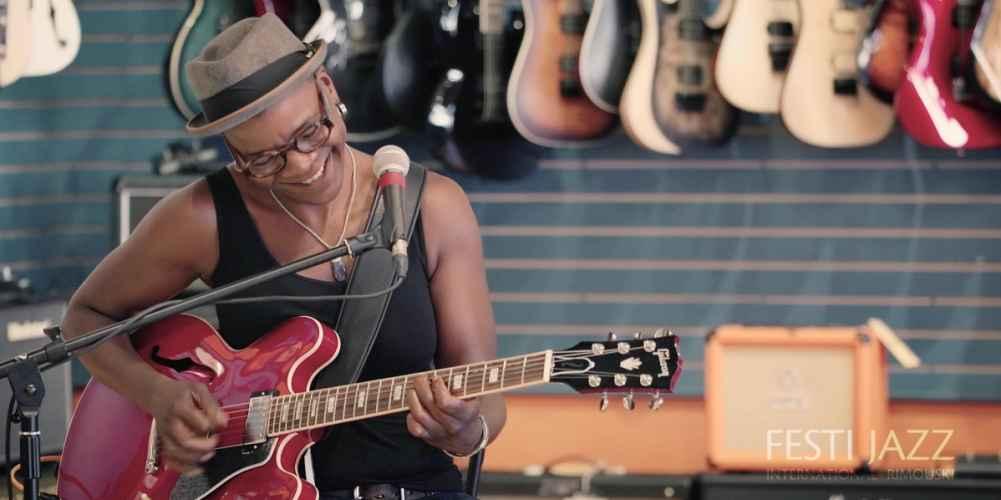 Session musicale avec Cécile Doo-Kingué