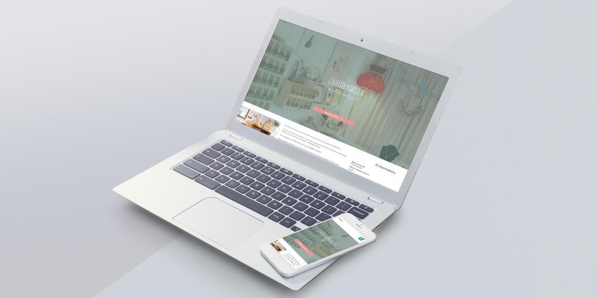 Plateforme de vente/commande en ligne